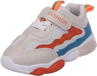 運動靴子供靴スポーツシューズ 子供 LEDスポーツシューズ 光る男の子 女の子 幼児 軽量 通気Jopinica スポーツ ベビー キッズ 足に優しい ゆったり 抗菌防臭 ニーカーライト靴 可愛い カジュアル滑り止め靴