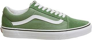Vans Unisex Old Skool DEEP Grass Green/True White