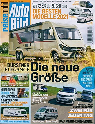 Auto Bild Reisemobil 09/2020