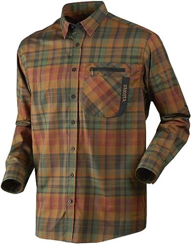 nueva marca Harkila Harkila Harkila Newton L S Camiseta Spice Cuadros  barato