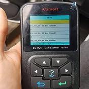 Icarsoft I910 Ii Obd2 Diagnose Gerät Canbus Scanner Farbdisplay Navigation