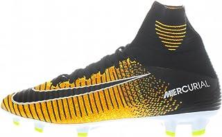 Nike Jr. Mercurial Superfly V voetbalschoenen voor kinderen, voor harde vloeren, grijs, maat 37,5 Adidas 3S Tee T-shirt Re...