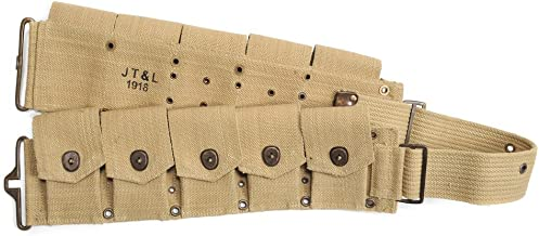 ww1 cartridge belt
