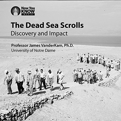 The Dead Sea Scrolls: Discovery and Impact copertina