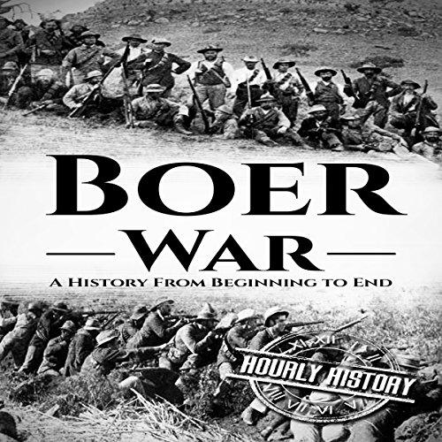 Boer War audiobook cover art
