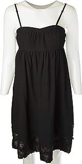 Naf Naf Cocktail Dresse for Women, Black