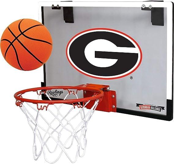 Ncaa Alabama Crimson Tide Game On Hoop Set By Rawlings Sports Outdoors Amazon Com