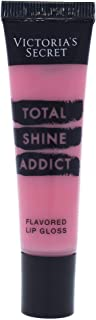 Victoria's Secret Total Shine Addict Flavored Lip Gloss - Candy Baby By Victorias Secret for Women - 0.46 Oz Lip Gloss, 0.46 Oz