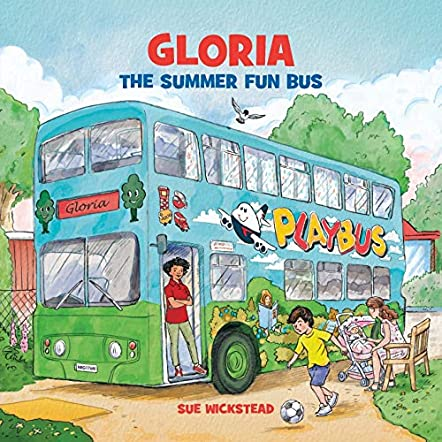 Gloria the Summer Fun Bus