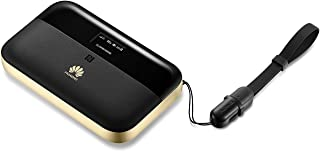 Huawei E5885Ls-93a 300 Mbps 4G LTE Mobile WiFi Hotspot (4G LTE in USA (AT&T, T-Mobile), Europe, Asia, Middle East, Africa, LATM, Venezuela & 3G Globally) 25 Hours 6400 mAh Battery