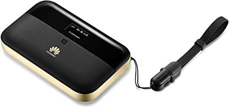 Huawei E5885Ls-93a 300 Mbps 4G LTE Mobile WiFi Hotspot (4G LTE in USA (AT&T, T-Mobile), Europe,...