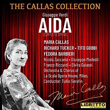 Giuseppe Verdi: Aida (Complete Opera)