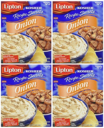 Lipton - Kosher Soup Recipe Secret Onion