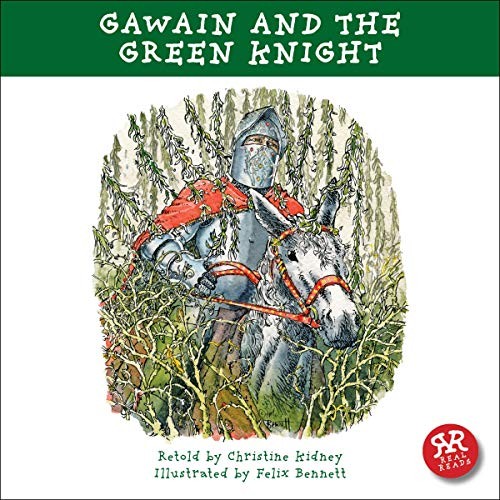 Gawain and the Green Knight  By  cover art