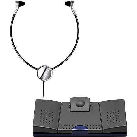 Digta Transcription Starter Kit 568 Kdc5670 12 Schreibplatz Mit Diktiersoftware Bürobedarf Schreibwaren