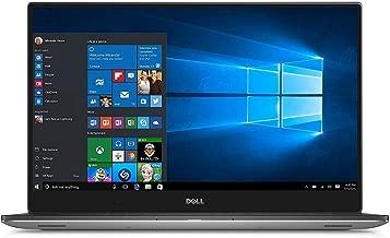 Dell XPS 9570 15.6in UHD Touchscreen Laptop PC - Intel Core i7-8750H 2.2GHz, 32GB, 1TB SSD, Webcam, NVIDIA GTX 1050 Ti 4GB Graphics, Windows 10 Home (Renewed)