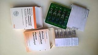 Heel/BHI Mucosa Compositum 10 vials