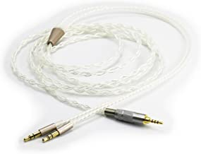 NewFantasia HiFi Cable with 2.5mm Trrs Balanced Male Compatible with Beyerdynamic T1 2nd, T5p Second Generation Headphones and Compatible Astell&Kern AK240 AK380 onkyo DP-X1 FIIO