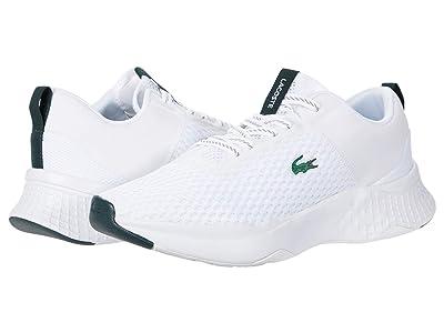 Lacoste Court-Drive 0120 1 (White/Dark Grey Green) Men
