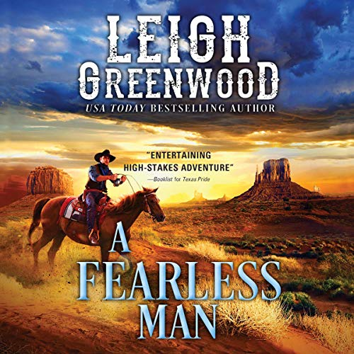 A Fearless Man Audiobook By Leigh Greenwood cover art