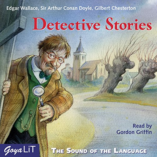 Detective Stories (The Sound of the Language) Titelbild