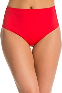 SPANX Mid-Waisted Swim Bottom with UPF Protection