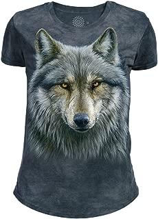 Women's Warrior Wolf Tri-Blend