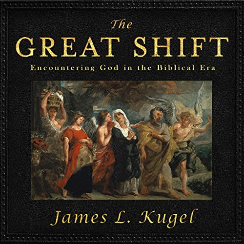 The Great Shift audiobook cover art