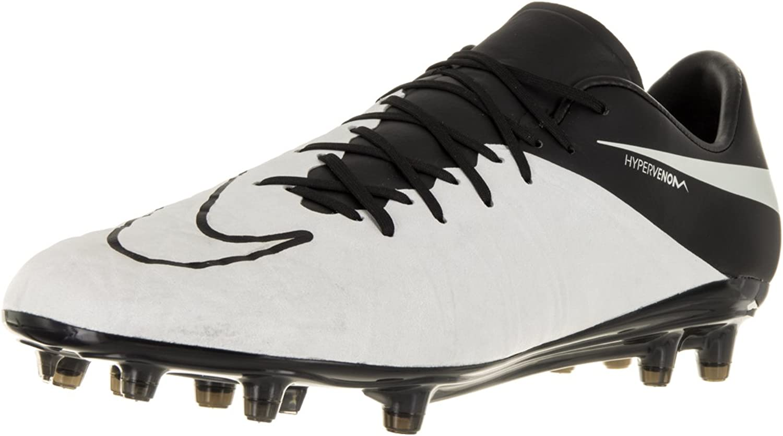 Nike Men's Hypervenom Phinish Lthr Fg Football Boots