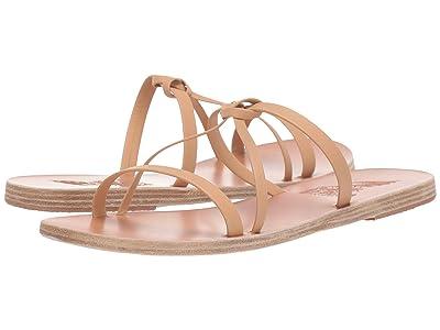 Ancient Greek Sandals Spetses (Natural Nappa) Women