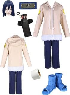 NEW Amine Ino Yamanaka Women/'s 1st Cosplay Costume dress Halloween Unisex
