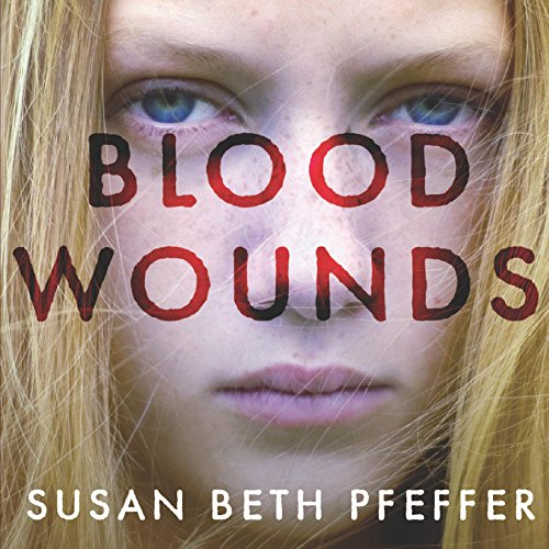 Blood Wounds audiobook cover art