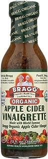 BraggOrganic Bragg Apple Cider Vingrt 12 Oz (Pack Of 6)