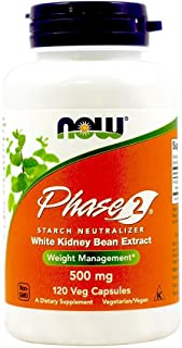 Phase-2 500 mg 120 VegiCaps (Pack of 2)