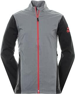 adidas climaproof heathered rain jacket
