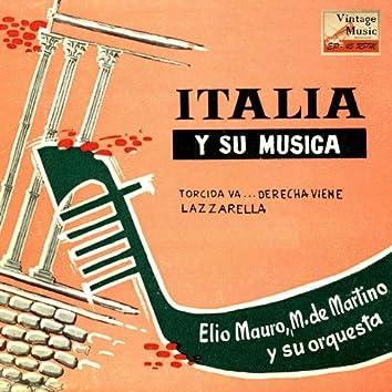 "Vintage Italian Song Nº 24 - EPs Collectors, ""Lazzarella"""