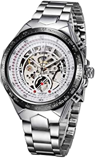 Winner Men Automatic Mechanical Watch - Work without battery