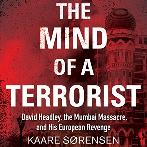 The Mind of a Terrorist audiobook cover art