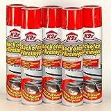 K2r Backofen-Grillreiniger Spray mit Aktiv-Schaum, 5-er Pack (5 x 300 ml)