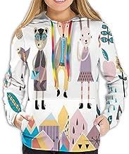 fox motif clothing