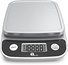 1byone Digital Kitchen Scale Precise Cooking Scale and Baking Scale, Multifunction with..