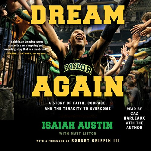 Dream Again audiobook cover art