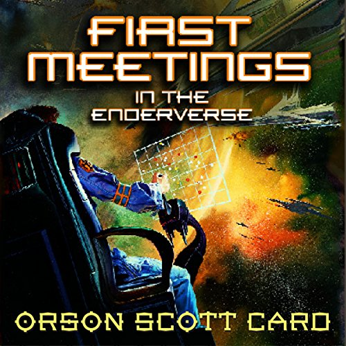 First Meetings audiobook cover art