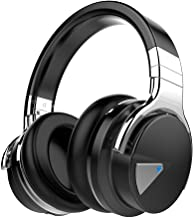 COWIN E7 Active Noise Cancelling Headphones Bluetooth Headphones with Microphone Deep Bass...