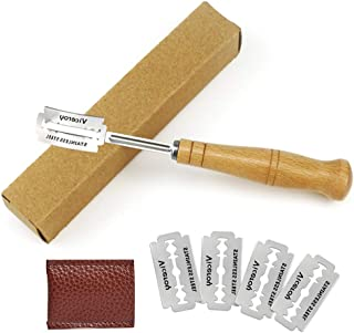 PAMISO Bread Lame with Replaceable 5 Blades, Lame Bread Slashing Tool, Dough Scoring tool, Bread Lame Dough Scoring Tool, ...