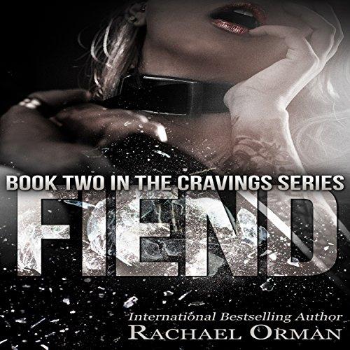 Fiend audiobook cover art