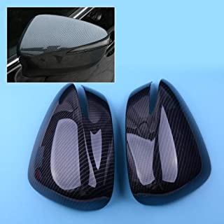 CYBHR Car decoration Rearview mirror cover Auto Accessories Rearview mirror cover Car Rearview Mirror Cover,Fit For Mazda ...