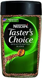 Nescafé Taster's Choice Descafeinado Café Soluble, 100 gramos