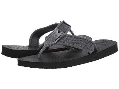 Havaianas Urban Basic II Sandal (Black) Men