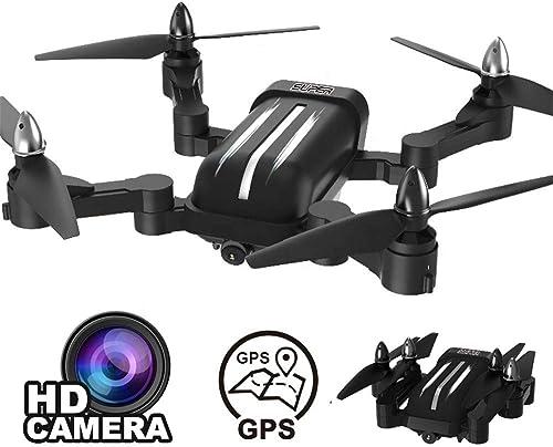entrega de rayos LXWM RC Brushless Quadcopter con 1080P HD Cámara Cámara Cámara RC Helicóptero Quadrocopter Drone GPS Plegable Dron Kids Regalo  en linea